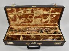g28w56- Sopransaxophon Yanagisawa Elimona mit Koffer