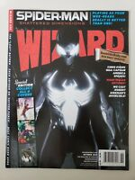 WIZARD Comics Magazine #230 OCTOBER 2010 SPIDER-MAN BLACK COSTUME COVER!