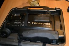 Panasonic M40 VHS Movie Camera, Good Condition with case