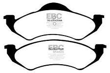 DP1275 EBC ULTIMA Pastillas de freno frontales para DODGE DURANGO
