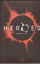 Coffret HEROES volumes 1 et 2 FUSION COMICS CARTONNE comics