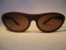 Suncloud Rose Cayenne Sunglasses Rose Lens Rare Italy 1990s Vintage Nos