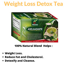 Weight Loss Detox Tea  (Fat Burner Blend 25 Tea Bags) Detoxify and Cleanse Tea