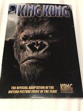 King Kong Mini Promotional Comic