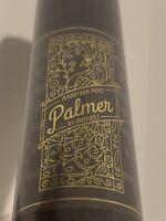 "Retro 51 ""Palmer Pen"" * New * Sealed * Acid-etched Peacock Design"