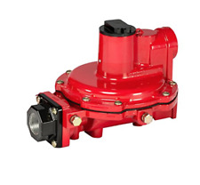 "Emerson-Fisher Lp-Gas Equipment R622H-Dgj Regulator, 8-12 Spring 3/4"" x 3/4"" Npt"