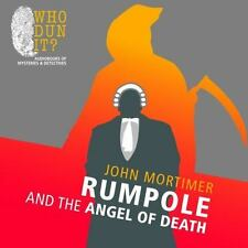 Rumpole and the Angel of Death by John Mortimer (2015, CD, Unabridged)