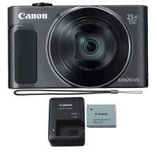 Canon PowerShot SX620 HS 20.2MP 25X Optical Zoom Wifi NFC Enabled Digital Camera