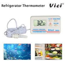 LCD display Fridge Refrigerator Freezer Digital Alarm Temperature Thermometer UK