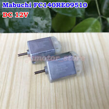 Micro Mabuchi FC-140RE-09510 Motor DC 12V DIY Car Door Lock Folding Rear Mirror