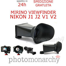Viewfinder mirino 2.8X per display  LCD fotocamera NIKON1 J1 J2 V1 V2