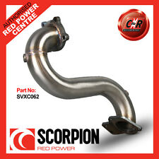 Vauxhall Astra J VXR 2012 on Scorpion Exhaust Downpipe With No Catalyst SVXC062