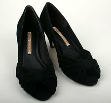 Buffalo Schuhe 6537-302 Kid Suede Black 01 Gr. 39
