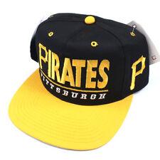 Vintage Pittsburgh Pirates Snapback Hat NWT MLB Baseball 90s Bonilla Bonds