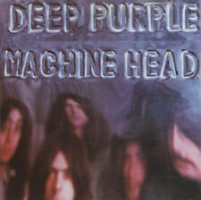 Deep Purple Machine Head 1972 CD Collectible Very Good Condition 3100-2