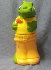 1978 Nib- Avon- Accusing Alligator- Bubble Bath- In Original Box- Bath Toy