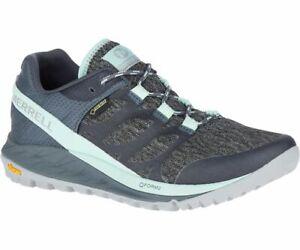 Merrell Womens Antora GTX - Gore-Tex Trail Running Shoe