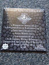MOGH - Kirshah Khutai Kirkhoda CD (Anti-Islamic Black Metal)