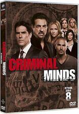 Criminal Minds - Stagione 8 (5 DVD) - ITALIANO ORIGINALE SIGILLATO-