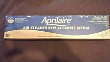 APRILAIRE / SPACEGUARD OEM 401 FILTER MEDIA FOR 2400, Free Shipping