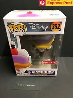 DISNEY DUCK TALES GIZMODUCK FUNKO POP! VINYL FIGURE TARGET EXCLUSIVE #362 - NEW