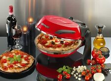 G3 Ferrari Delizia 1,2 kW Machine et Four à Pizza red