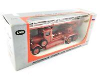 3HC Diecast Russian Made Fire Truck 1/43 NIB