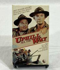 Uphill All The Way Betamax 1985 Mel Tillis Roy Clark Glen Campbell New World