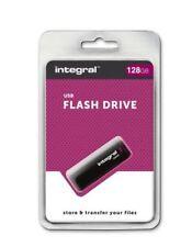 Unidad USB flash negros para ordenadores y tablets USB 2.0 para 128GB