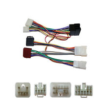 TOYOTA SPACE CRUISER Parrot Bluetooth ISO T-Harness CABLAGGIO MUTE PIOMBO SOT-062