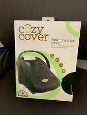 Cozy Cover Infant Car Seat - The Industry Leading Carrier Black