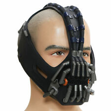 XCOSER Updated Bane Maske Batman Dark Knight gehoben Helm Halloween Cosplay