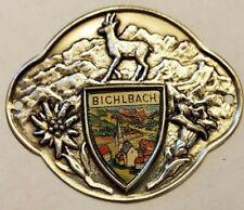 Bichlbach, Germany Walking Stick Stocknagel, Hiking Medallion, Badge, NOSGP8-11