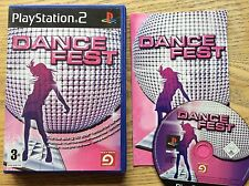 Dance Fest Ps2 Game! Complete! Look In The Shop!