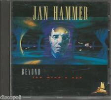 JAN HAMMER - Beyond the mind's eye - CD 1993 USATO OTTIME CONDIZIONI