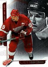 2003-04 Toronto Star Foil #2 Steve Yzerman