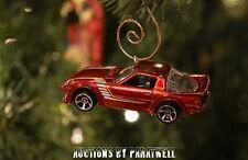Mazda RX-7 Racing Car Custom Christmas Ornament 1/64 Rare NGK Mopar Chrome RX7