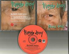 Polyphonic Spree TRIPPING DAISY Blown Away PROMO CD Single School Of Seven bells