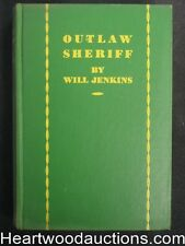 Outlaw Sheriff by Murray Leinster (Will Jenkins)