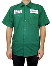 BIG WILLY LANDSCAPING WORK SHIRT COSTUME FUNNY COSPLAY EVERYDAY MENS SZ XL NEW