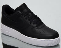 334370723a Nike Air Force 1 '07 Men's New Black White Casual LIfestyle Sneakers  AA4083-015