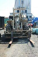 Pettibone MC1-0000-RTC 6000LB 4 Wheel Drive Forklift Diesel