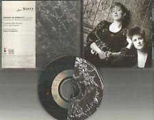 Jonatha Brooke THE STORY Grace in Gravity EDIT PROMO DJ CD Single PRINTED LYRICS