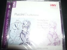PUCCINI La Boheme (HMV Classics) 2 CD – New