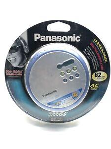 Panasonic SL-CT590 Personal Portable CD Player 48sec Anti Skip System, SEALED!