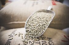 2LBS HONDURAS UNROASTED GREEN COFFEE BEANS.  HONEY PROCESS (Organic Certify)