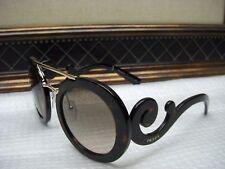 Prada SPR 13s 54 25  Baroque Round Sunglasses  $1200