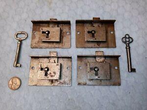 Drawer Door Locks Furniture Semi-mortise 4