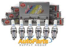 6-PC Acura/Honda SPARK PLUG SET Genuine NGK Laser Iridium OEM SPECS 3.5L/V6