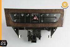 03-06 Mercedes W211 E320 E500 Hazard Switch Control Panel 2116800552 Oem